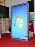 Moniteur duel de TFT LCD de l'écran DEL de contact du VGA d'écran tactile de PC
