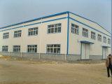 Portalrahmen-vorfabriziertes Stahlkonstruktion-Lager (KXD-SSW5)