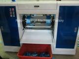 Full Auto Rolled plastique Sac poubelle machine sans papier noyau