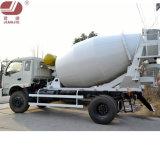 Carro del mezclador concreto de 12 metros cúbicos, maquinaria concreta