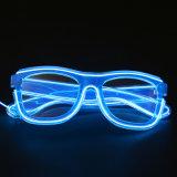 Новые приходя стекла партии способа цветастые СИД проблескивая оптически, оптически рамка (6850)