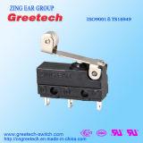 Commutateur micro approuvé 0.1A 125VAC 48VDC de sûreté globale mini