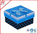 Caja de regalo de papel plegable para Poker