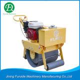 Mini machine vibrante de tassement de saleté de rouleau (FYL-450)