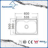 Über GegenEdelstahl Moduled Küche-Wanne (ACS-6043)