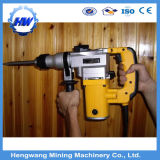 Taladro de martillo eléctrico eléctrico resistente industrial de la máquina 29m m del taladro de martillo de Gato del mejor precio de China
