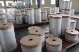 Película metalizada de um calor alumínio Sealable CPP de 20/30 de mícron para o empacotamento flexível (dewei de Hubei)