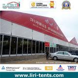 40m Überspannungs-grosses Ausstellung-Zelt Hall mit Glaswand