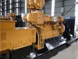 러시아에 고능률 중간 힘 300kw 생물 자원 가스 발전기 세트 6190 엔진 수출