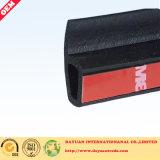 Прокладка запечатывания пенистого каучука прокладки уплотнения двери резины губки