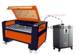 Tischplattendampf-Zange-System für industrielle Laser-Stich-Ausschnitt-Anwendungen