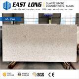 Lajes artificiais Non-Toxic duráveis da pedra de quartzo para bancadas do console