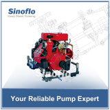 Motor de gasolina portátil Honda 27HP Bomba de água de incêndio auto-estimulante