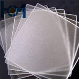 L'AR Coating Textured Low Iron Toughened picovolte Glass pour Panel Module