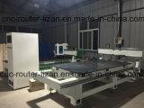 시스템을 내리기를 가진 CNC 목공 기계장치 공구