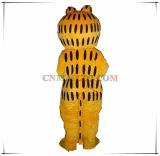 Buona qualità del gatto del Garfield della mascotte fredda del personaggio dei cartoni animati