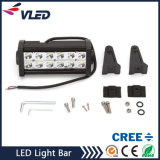 36W CREE Off Road LED Light Bar 4WD Camion DC10-30V
