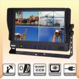トラックのインストールのためのバックアップカメラシステム