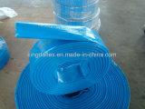 "3/4 ""-14"" manguera de descarga de Agricultura de PVC Perfil plano Agua"