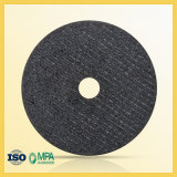 roda lisa da interrupção de 150X2.5X22mm para o metal