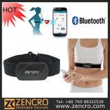 Hogar Corazón Bluetooth Portable Monitor de frecuencia Cinturón pectoral para Smartphone