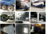 Sale를 위한 세 배 Axle Silo Compartment Bulk Cement Tanker Trailer