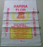 La poudre à laver empaquetant le sac tissé par pp met en sac le fournisseur de la Chine