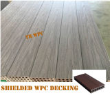 WPC qualificado fonte Co-Expulsou Decking