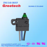 Fornecedor de China do micro interruptor com 0.1A 250V IP67