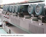 最もよい販売法9モーターガラス斜角が付く機械