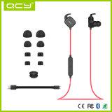 Fones de ouvido Handsfree de Bluetooth dos auriculares da versão inglesa para o esporte