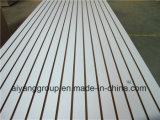 17mm weißer Melamined gekerbter MDF vom Aiyang Hersteller