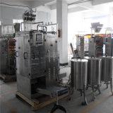 Cachetage pur de Quatre-Côté de l'eau de sachet et machine à emballer multiligne