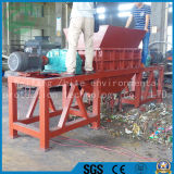 Double Shaft Sofa / Furniture / Plastic / HDPE / PVC Shredder de tubulação