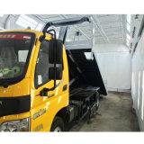 حافلة وشاحنة طلاء فرن مع جودة عالية