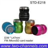 Mini altavoz con el lector de tarjetas y la función de FM (STD-E218)