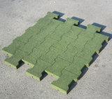 別のマルチサイズの正方形のタイプゴム製タイル