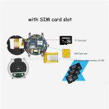 Telefone esperto impermeável do relógio IP67 com ranhura para cartão de SIM (L2S)