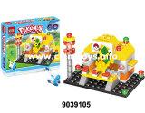 Giocattolo educativo di plastica della particella elementare della novità per i bambini (156679)
