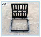 鋳鉄の鋳造の溝の火格子(EN 124 A15 B125 C250 D400)