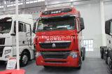 Caminhão do trator de Sinotruk HOWO T7h 480HP 4X2 com tecnologia do homem