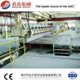 Équipement industriel aéré stérilisé à l'autoclave de bloc concret