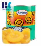 Законсервированный желтый персик/законсервированная еда