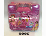Vendita a buon mercato la bellezza dei giocattoli della plastica fissata (1020712)