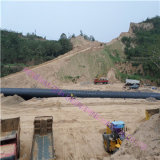 Q235 Material Corrugated Steel Pipe для Highway Culvert