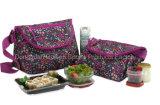 SGSの証明書の調節可能なベルトが付いている多彩なネオプレンの昼食袋