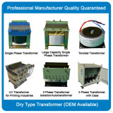 Transformateur de contrôle monophasé 25va-50kVA de vente directe d'usine de transformateur