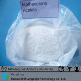 Acetato cru esteróide 434-05-9 de Primobolan Methenolone do pó que Bodybuilding
