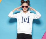 Madame estampée par mode neuve Hoodies de pulls molletonnés de coton de femmes de modèle