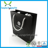 Atacado Black Paper Bag Direct Manufacture Low Price